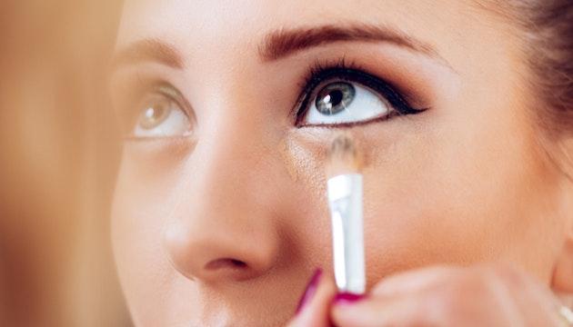 Make-up borse occhi
